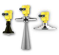 Радарные уровнемеры VEGAPULS для измерения уровня сыпучих продуктов
