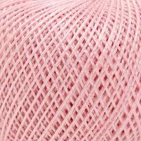 Нитки вязальные 'Ирис' 150м/25гр 100 мерсеризованный хлопок цвет 1002 (комплект из 10 шт.)