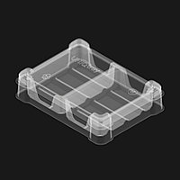 Пластиковая коробочка UniqTraySystem MiniCard (под миникарты)