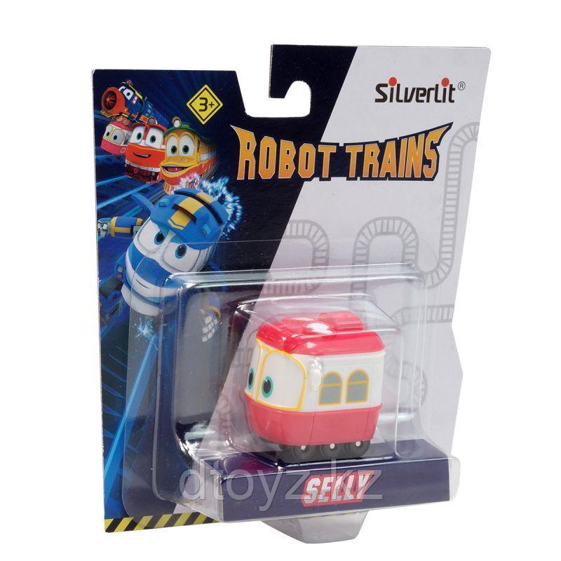 Robot Trains Паровозик Сэлли 80158