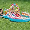 Надувной игровой бассейн Intex Территория сладостей