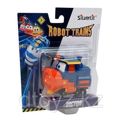 Robot Trains Паровозик Виктор 80159