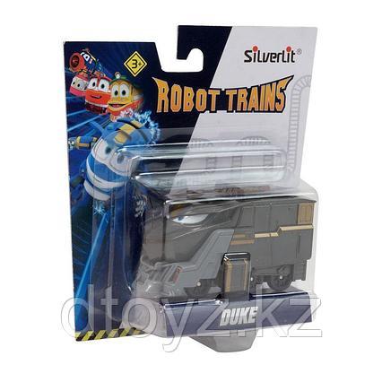 Robot Trains Паровозик Дюк 80160