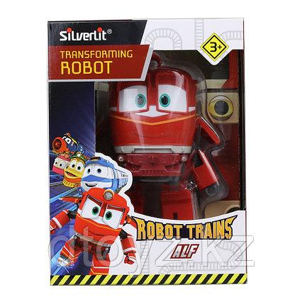 Robot Trains Паровозик Альф 10 см. 80165