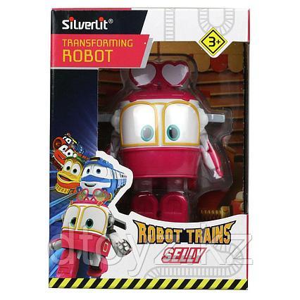 Robot Trains Паровозик Сэлли 10 см. 80167