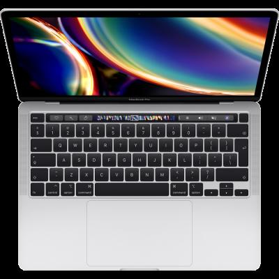 MacBook Pro 13-inch with Touch Bar 1.4GHz quad-core 8th-generation Intel Core i5 processor, 256GB Silver