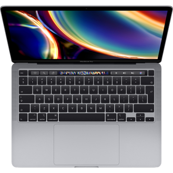 MacBook Pro 13-inch with Touch Bar 2.0GHz quad-core 10th-generation Intel Core i5 processor, 512GB Space Grey