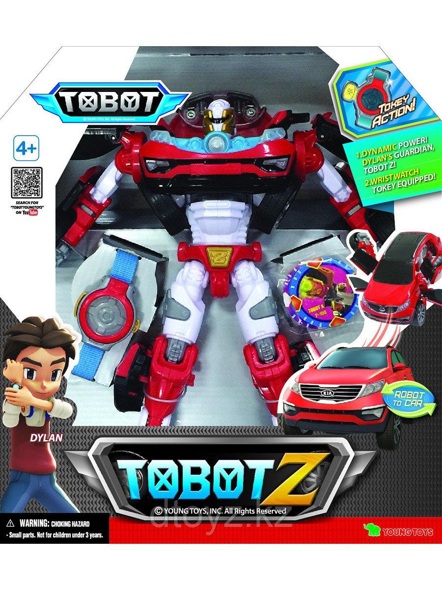 Трансформер Tobot Z 301005