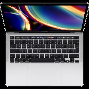 MacBook Pro 13-inch with Touch Bar 2.0GHz quad-core 10th-generation Intel Core i5 processor, 1 TB Silver