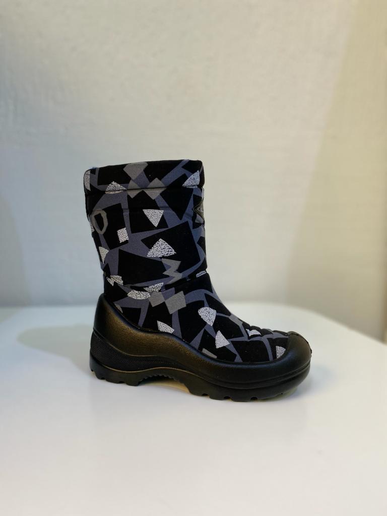 Обувь детская Lumi snow wool, Grey Flow