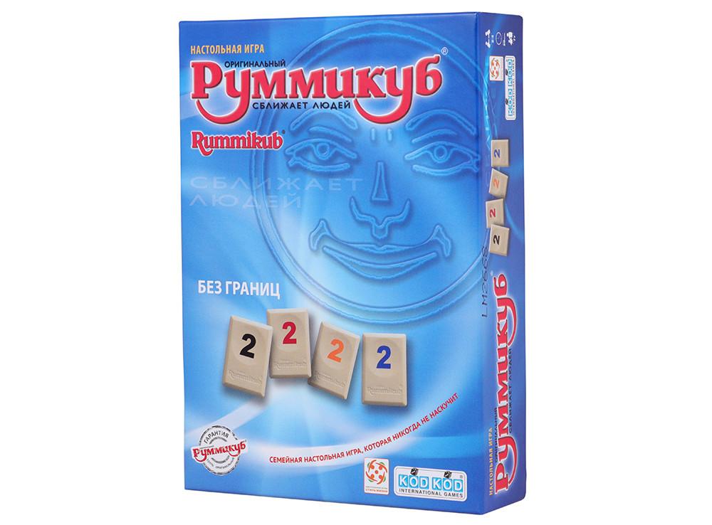 Настольная Игра: Руммикуб: Без границ мини