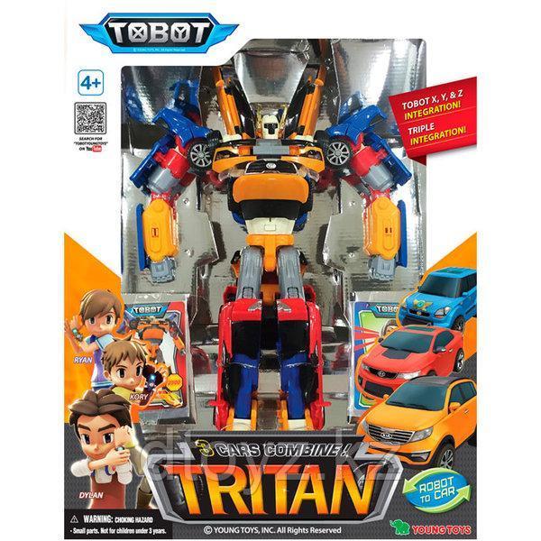 Трансформер Tobot Tritan 301006
