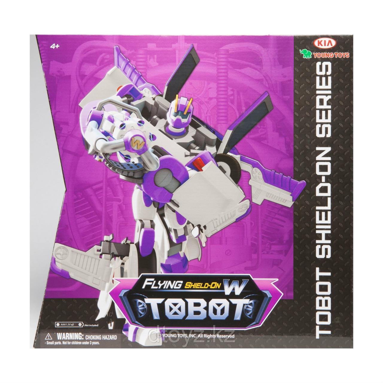 Трансформер Tobot Эволюция W 301013