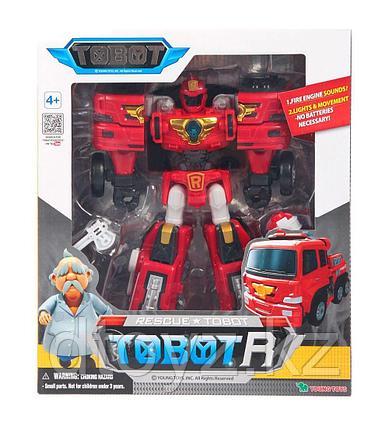 Трансформер Tobot R Пожарная 301016