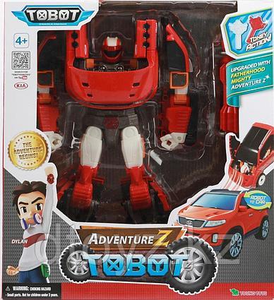 Трансформер Tobot Приключения Z 301019