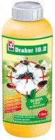 Средство от клопов клещей блох мух комаров Дракер