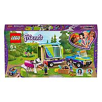 Lego 41371 Подружки Трейлер для лошадки Мии