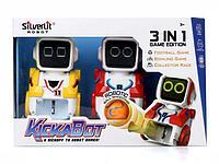 SLVT 88549S Робот футболист Кикабот Двойной набор