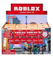 Роблокс 10829 - фигурка героя, серия 5