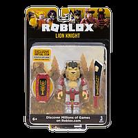Роблокс ROG0113 - фигурка (Лев-Рыцарь)