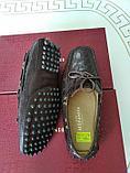 Мужские туфли новые Alexander Италия, фото 3