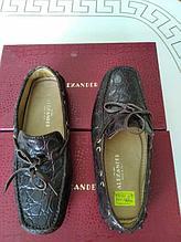 Мужские туфли новые Alexander Италия