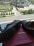Мужские туфли новые Alexander Италия, фото 4