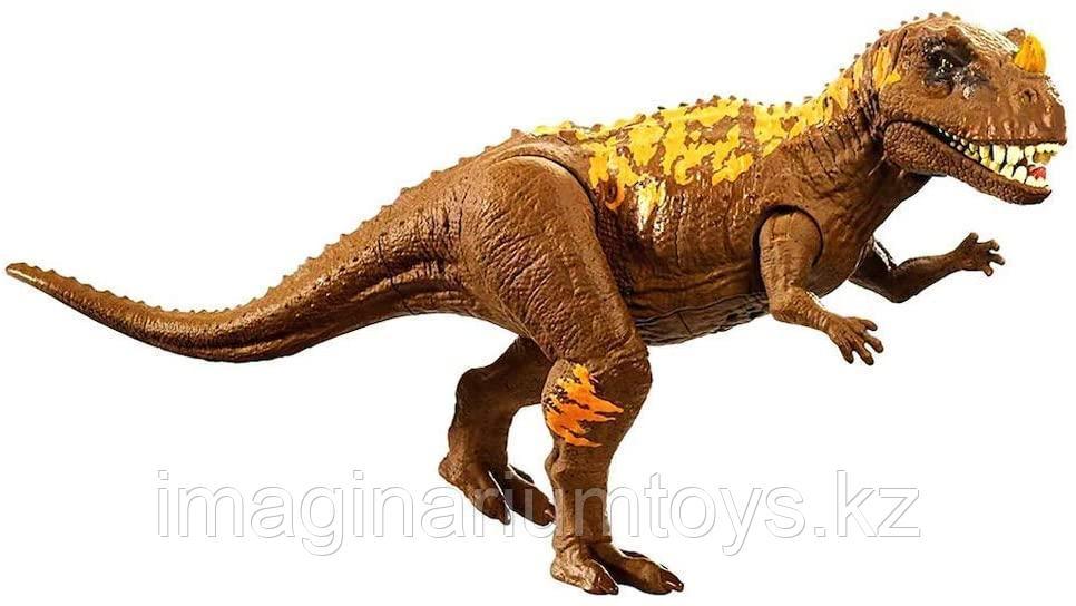Динозавр Цератозавр интерактивный оригинал Jurassic World