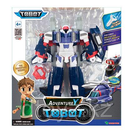 Трансформер Tobot Приключения Y 301032