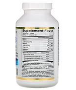 California Gold Nutrition, Омега-3, рыбий жир премиум-класса, 240 мягких капсул с рыбным желатином, фото 2