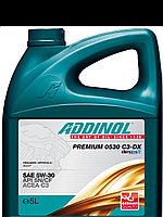 ADDINOL PREMIUM 0530 C3-DX SAE 5w30 5л