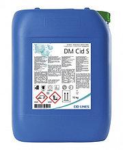 Дм Сид С (Dm Cid S): Щелочное пенное моющее средство с сильным дезинфицирующим эффектом