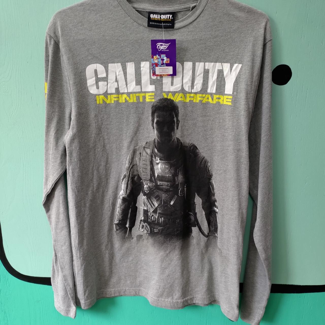 Свитшот Call Of Duty Infinite Warfare