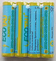 Noname Батарейка ECOTAU AAA LR03 1,5V 4шт
