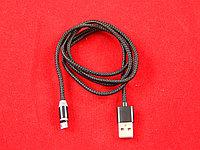 Кабель магнитный USB - Micro USB, Magnetic USB Cable M3