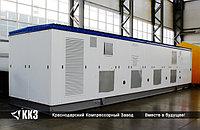 Азотная компрессорная станция ТГА-17/20 Э97