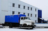 Мобильная азотная установка ТГА-25/20