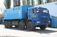 Передвижная азотная компрессорная станция ТГА-10/251