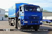 Азотная передвижная компрессорная станция ТГА-54/25