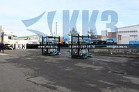 Компрессор 2ГМ4-54/3С газовый поршневой промышленный