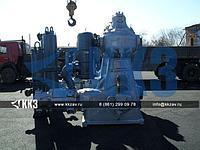 Компрессор 302ГП-3,5/4-14 дожимающий поршневой промышленный