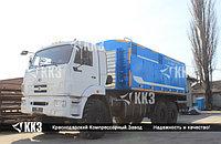 Азотная станция ТГА-5/220 блочная компрессорная