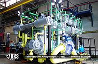 Станция утилизации попутного нефтяного газа / Станция компримирования ПНГ