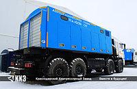 Азотный компрессор ТГА-10/101