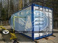 Запчасти для азотной станции ТГА-17/10 блочной компрессорной
