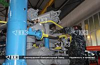 Поршень на компрессор для сжатия воздуха поршневой промышленный угловой