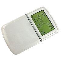 Калькулятор с календарем, Белый, -, 13813 01