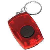 Брелок со светодиодом, Красный, -, 7402 08