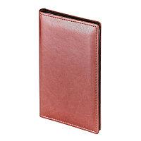 Визитница Sidney Nebraska, коричневый, 72 визитки, Коричневый, -, 3-174 03