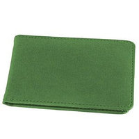 Визитница (34 визитки), Зеленый, -, 9005 15